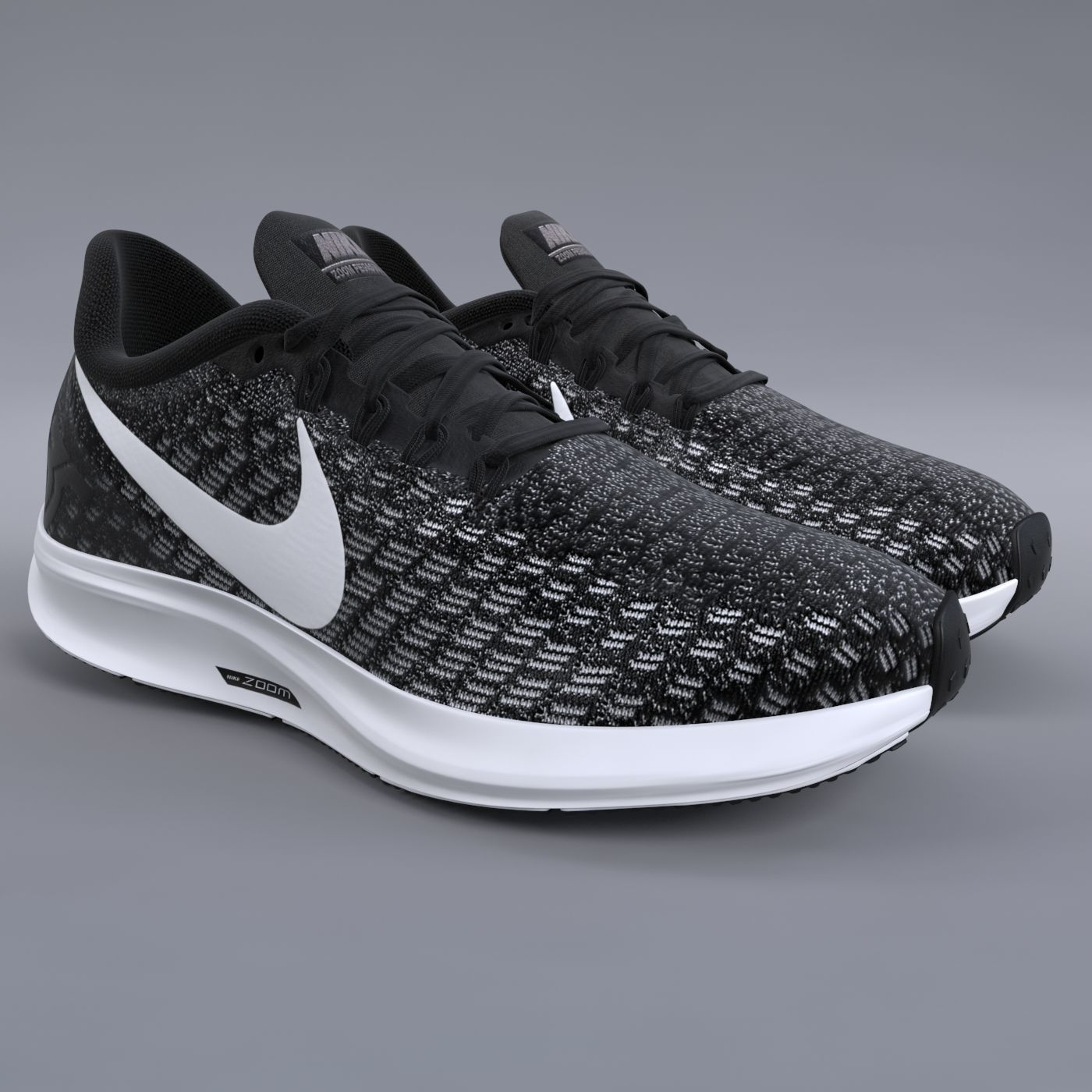 Conception innovante 72f20 9d022 Nike Air Zoom Pegasus 35 PBR | 3D model