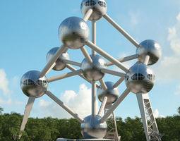 Atomium 3D