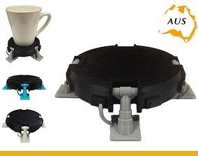 3D printable model Fortnite Jump Pad Drink Coaster Prop 1