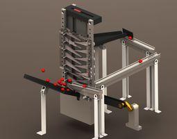 3D Marble Machine 02