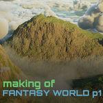 World Creator 2. The creation of a fantasy world. Part 1