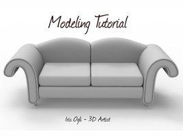maya modeling tutorial - sofa