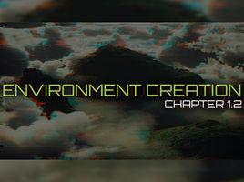 Environment Creation 1.2. SpeedTree Cinema 8 leaves. HandDrawing mode. Megascans leaves.