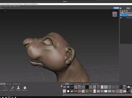 Создание 3d персонажа почти с нуля .1 часть