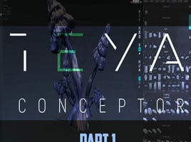 Teya Conceptor. Introduction About the magic plane and kitbash. About how to get the beta for free.