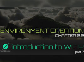 World Creator 2. Texturing the landscape and texture settings.