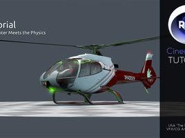 Aerodynamics in Cinema4D