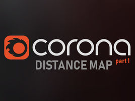 Corona Distance Map. Examples. Part 1