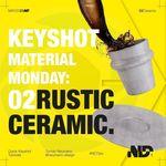 Keyshot Material Tutorial #2: Rustic Ceramic