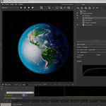 How to Render Realistic Earth in VRay