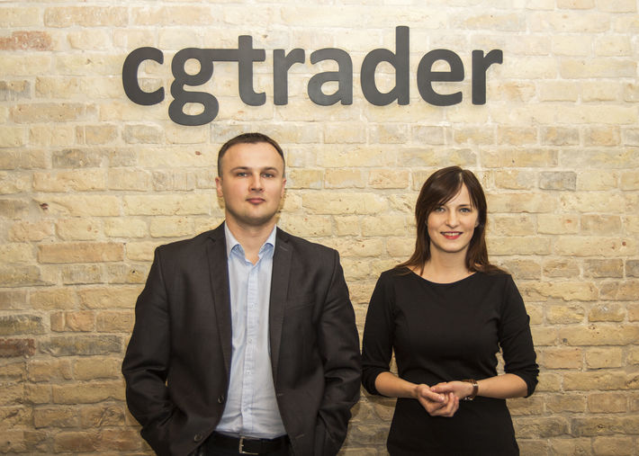 CGTrader raises USD 2.3M to invest in marketplace growth and improve designer workflows 1