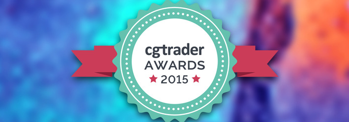 CGTrader Awards 2015